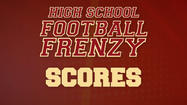 Check out the scores below for this week's High School Football games.