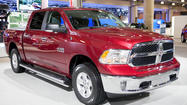 "Armed with advanced features and exceptional fuel economy, the  2013 Ram 1500 SLT 4x4 pickup is the first V6-powered full-size pickup that doesn't sneer ""cheapskate"" every time you start the engine."