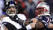 Patriots DT Vince Wilfork presents a big challenge for Ravens and new starter Harewood