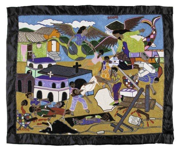 Art of Haiti, made 'In Extremis' An exhibition at the Fowler Museum presents contemporary works reflecting disaster and rebirth in the Caribbean country.