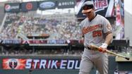 Orioles' Jim Thome says he's ready to rumble