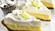 Key lime pie is Kate's specialty, though she's the sort who only tiptoes toward the oven if her homework is done, her mom is on hand and her gecko's been fed. She relies on the classic construction: bottle, box and can.