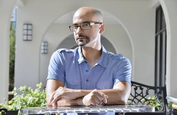 Author Junot Diaz