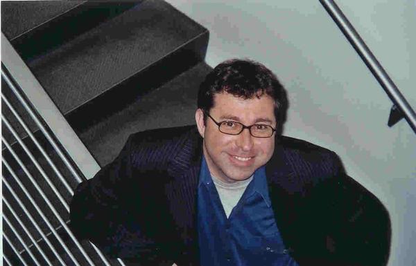 Author Michael S. Kun.