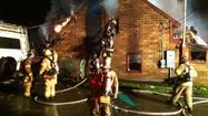 Remsburg Road Fire