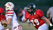 Fort Hill vs. North Hagerstown Football