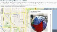 MAP: Ryder Cup golf balls in Chicago
