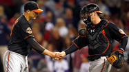 Jim Johnson sets save record and Orioles grind out 4-2 win over Red Sox