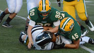 Photo Gallery: Campus vs. Salina South Football