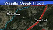 Wasilla Creek Flood Threat