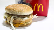 McDonald's calorie count needs time to get to fat of the matter