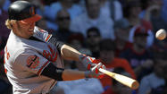 Orioles first baseman Mark Reynolds continues to crush Red Sox pitching