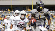Terps fall again to Tavon Austin and West Virginia, 31-21