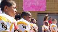 Perry Hall rec football battles breast cancer [Pictures]