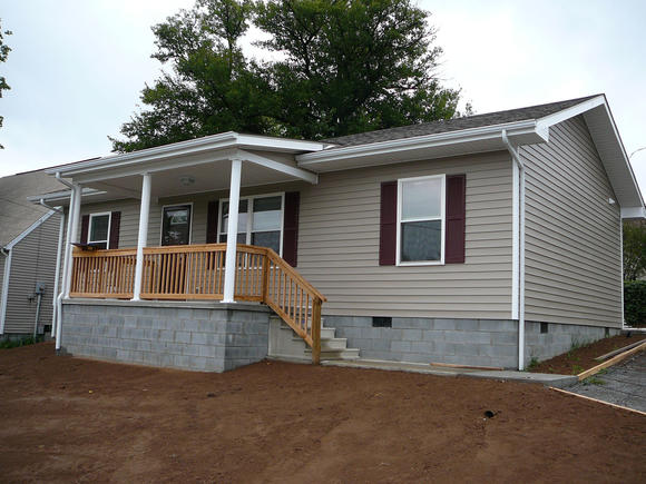 The latest house constructed by the Boyle County Habitat for Humanity will be dedicated Sunday, Sept. 23, 2012.