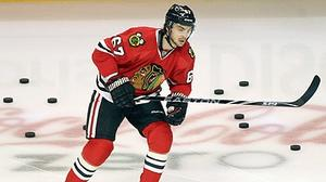 Hawks' Frolik signs to play in Europe