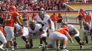 PHOTOS: Bowling Green at Virginia Tech