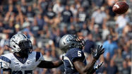 Heinicke, ODU produce remarkable numbers in comeback victory over New Hampshire