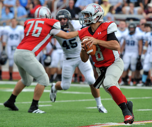 PICTURES: Muhlenberg plays Johns Hopkins football - The ...