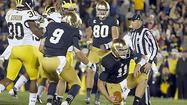 Notre Dame relies on defense and Rees