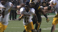 The Tiger football team fell to the 7th-ranked Griffons of Missouri Western by a score of 21-3 in Hays on Saturday evening. It was the third straight ranked opponent for the Tigers, who fell to 0-4 overall and 0-4 in the MIAA with the loss. Missouri Western moved to 4-0 overall and 3-0 in the MIAA.