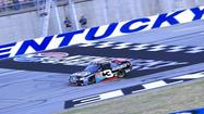 In the first NASCAR Nationwide Series race to be held during the day at Kentucky Speedway, Austin Dillon returned to the site of his first career NNS victory earlier this year to double up with what is now his second series win, capturing Saturday's Kentucky 300.