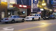 Two stabbed, one beaten in fight outside Near North bars