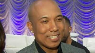 NBC's Hines Ward says he's feeling the Baltimore 'hate' as he arrives in Baltimore for tonight's game
