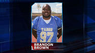 Man arrested in death of Tabor football player