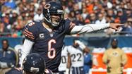 <strong>In the middle of a contentious week, Jay Cutler</strong> was saying there is criticism even when you win.