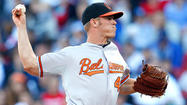 <strong>—</strong> It seemed almost unfair that in this storybook season for the Orioles, 19-year-old pitching prospect Dylan Bundy did not get the storybook ending that was supposed to come with his major league debut on Sunday afternoon at historic Fenway Park.
