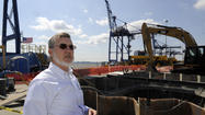 Dundalk port cleanup plan set