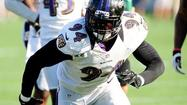 Ravens scratch Sergio Kindle, LaQuan Williams, Torrey Smith active