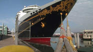 SAN DIEGO – One of four Disney cruise ships added San Diego to its itinerary and the city couldn't be happier.