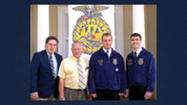 Samuel Dively, a member of the Berlin Brothersvalley FFA Chapter, received national FFA recognition at the Eastern States Exposition (Big E) in Star Agricultural Placement for Dairy at Springfield, Mass., Sept. 15. The Big E Competition includes 18 Eastern states.