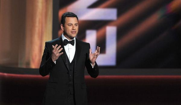 Jimmy Kimmel hosts the 64th Primetime Emmy Awards Sunday on ABC.