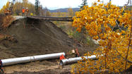 "Alaska Railroad Repairing Flood Damage: Costs Expected to be ""Substantial"""