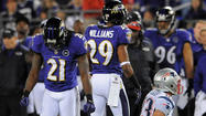The Ravens achieved the improbable when they made a remarkable comeback to beat the New England Patriots, 31-30. But that doesn't mean that the guys who play on the defensive side of the ball were entirely pleased with their efforts Sunday night.
