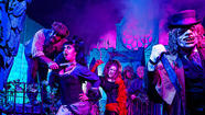 Knott's Berry Farm celebrates the 40th anniversary of Halloween Haunt with a crosstown rival threatening to tear the middle-aged monster limb from limb.