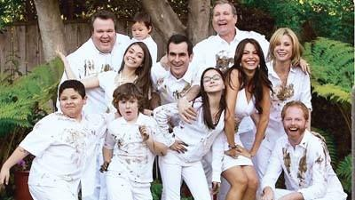 Modern Family big Emmy winer