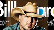 "<span style=""font-size: small;"">Without a shadow of a doubt, the month of October will be considered the month of Jason Aldean. The singer's highly anticipated fifth studio album, 'Night Train,' is set to hit stores on the 16th, and the album's lead single, 'Take a Little Ride,' is approaching the top slot on the country singles chart … just in time for October! So with all that and more to talk about, it's only fitting that Billboard Magazine picked Aldean to be the cover boy for a recent issue. In the candid interview, Aldean discusses the whirlwind he's been living in since the release of his 'My Kinda Party' album in 2010, which changed his life and career forever. ""This has been a year of trying to wrap my head around what's going on,"" Aldean says in the cover story. ""Last year kind of took us by storm. We felt like we had a great record [in ""My Kinda Party""], we felt like we had some big hits on it, but I don't think any of us expected things to explode like they did. And when we went out and started not only selling out dates, but selling them out way in advance, we knew something was going on that was really cool.""</span>"