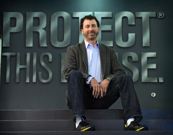 Scott Plank has left his job at Under Armour to start a real estate firm.