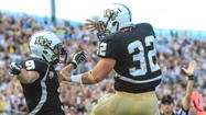UCF is favored to beat Missouri by three points Saturday, according to three Las Vegas oddsmakers.