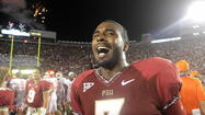 TALLAHASSEE -- Fresh on the heels of his career day in Florida State's 49-37 win over Clemson on Saturday night, quarterback EJ Manuel headlined a trio of Seminoles stars who were named Monday afternoon ACC Players of the Week.