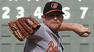 Orioles pregame: Left-hander Randy Wolf to have MRI on left elbow Tuesday