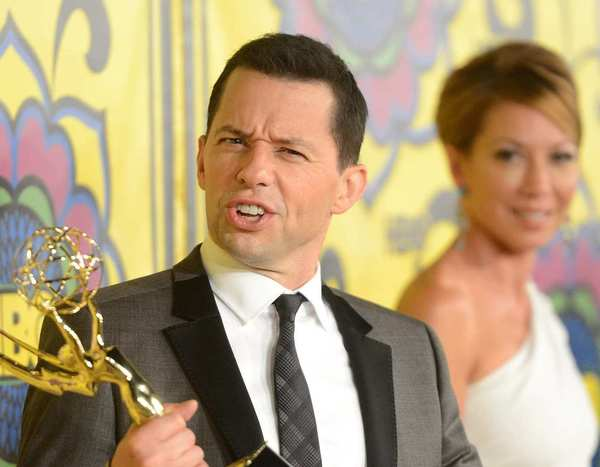 """Two and a Half Men's"" Jon Cryer <style type=""text/css"">