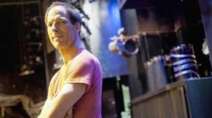 A lot of years down the tubes for 'Blue Man Group' drummer Jeff Quay