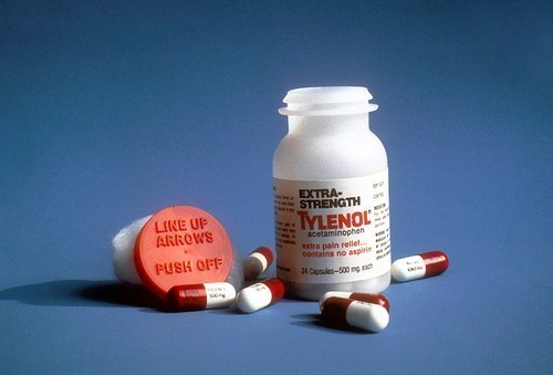 tylenol scare of 1982 The victims took cyanide-laced tylenol from packages that had been tampered with the deaths triggered a national scare and a huge recall, and eventually led to the widespread adoption of.