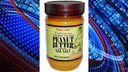 Trader Joe's is warning customers about a possible salmonella contamination in a brand of peanut butter.
