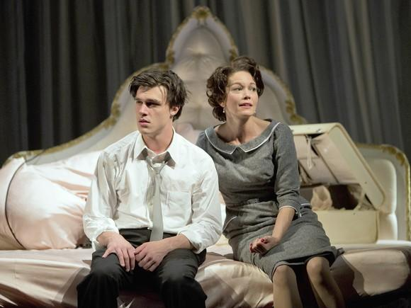"""Sweet Bird of Youth"" stars Diane Lane and Finn Wittrock."